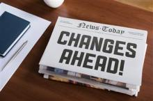 Changes Ahead